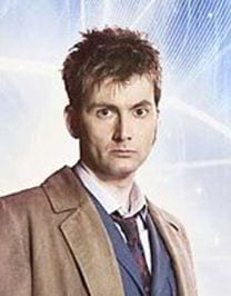 Dr Who Series Four David Tennant