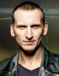 Dr Who Series One Christopher Ecclestone