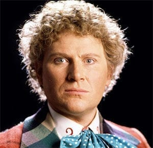 Dr Who Season Twenty Three Colin Baker