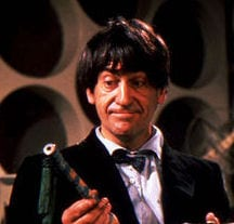 Dr Who Season Five Patrick Troughton