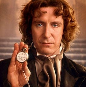 Dr Who Television Movie Paul McGann
