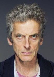 Dr Who Series Ten Peter Capaldi