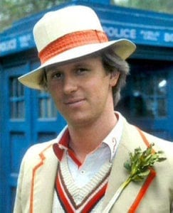 Dr Who Season Twenty Peter Davison