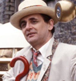 Dr Who Television Movie Sylvestor McCoy