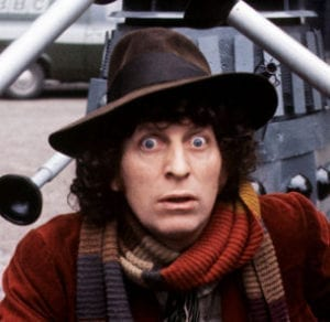 Dr Who Season Twelve Tom Baker