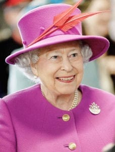 Kings and Queens of England - Elizabeth II