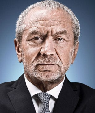 The Apprentice Lord Alan Sugar