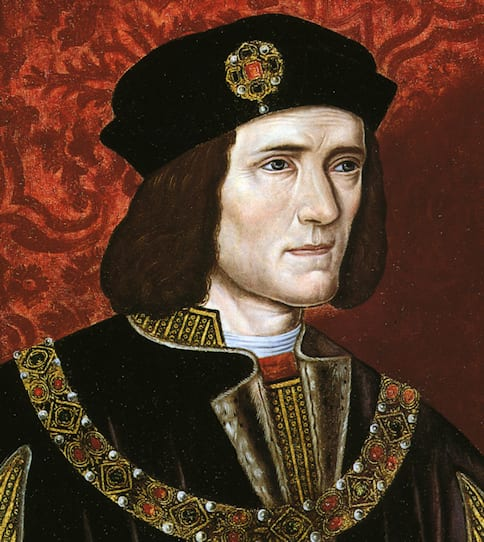 King Richard III of England and Wales