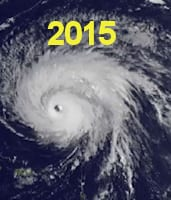 2015 Hurricanes and Storms