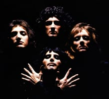 Queen timeline and discography