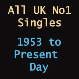 All UK No 1 Singles