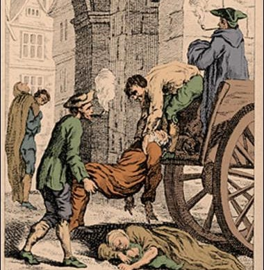 The Great Plague of London 1665
