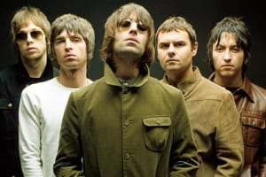 Oasis Liam Gallagher Noel Gallagher