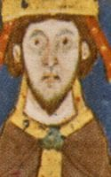 Edmund the Martyr of East Anglia