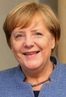 Chancellors of Germany Angela Merkel