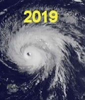 Atlantic Hurricanes 2019
