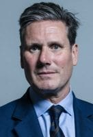 Keir Starmer leader of the labour party