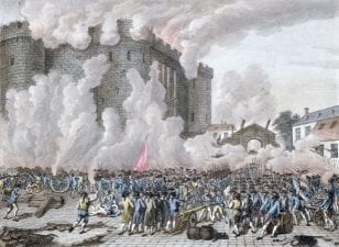 French Revolution - Storming the Bastille