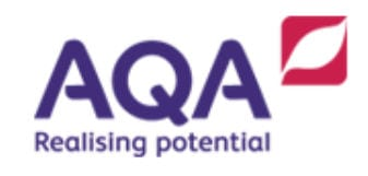 AQA Exam Board Logo